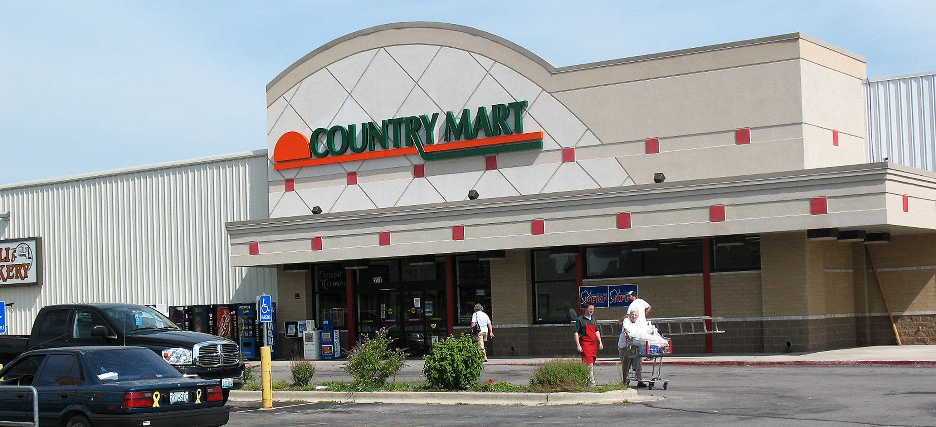 Exterior Store Front - Peculiar Country Mart