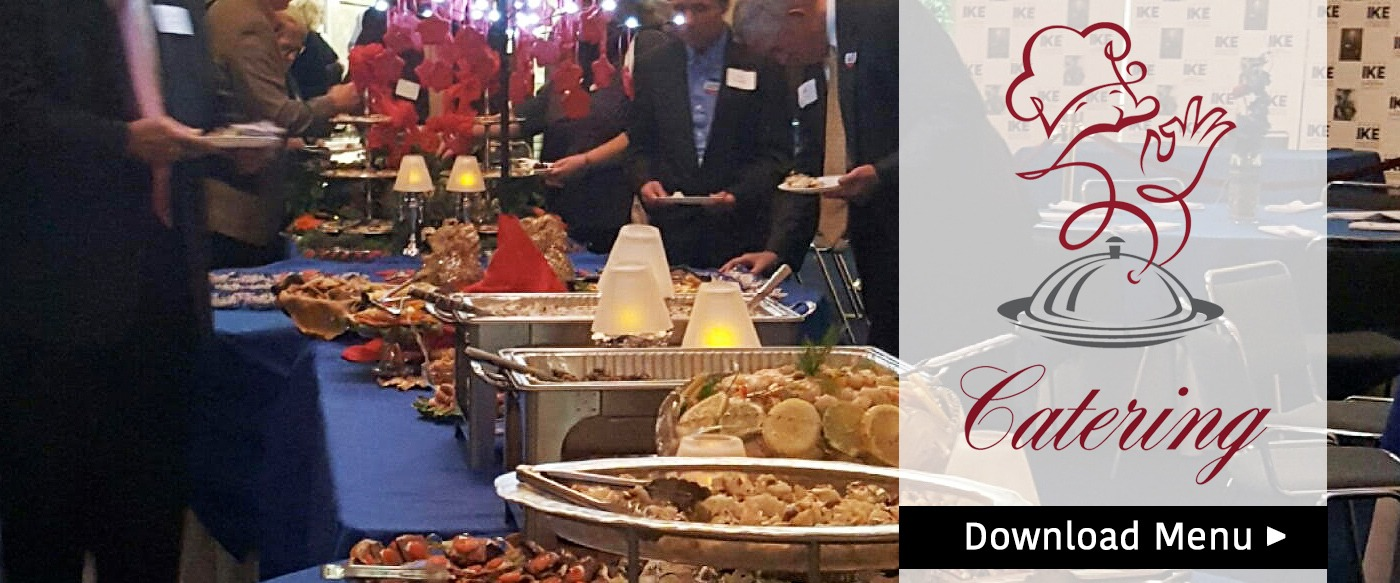 Wests Plaza Catering buffet - Download Menu